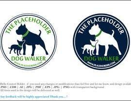#32 za Logo Designe - Dog Walker od jeevasan