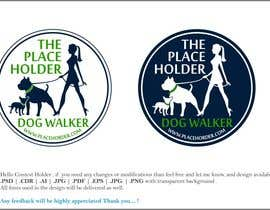 #33 for Logo Designe - Dog Walker af jeevasan