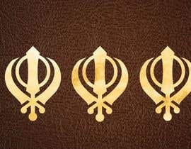 #11 for sikh symbol khanda by ConceptGRAPHIC