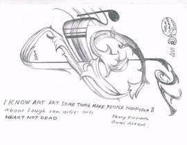 #2 cho Illustrate cool arabesque 2.5 cm X 15 cm bởi FirmantoHenry