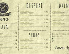 #7 for Restaurant Menu Concepts by ziadabdo321
