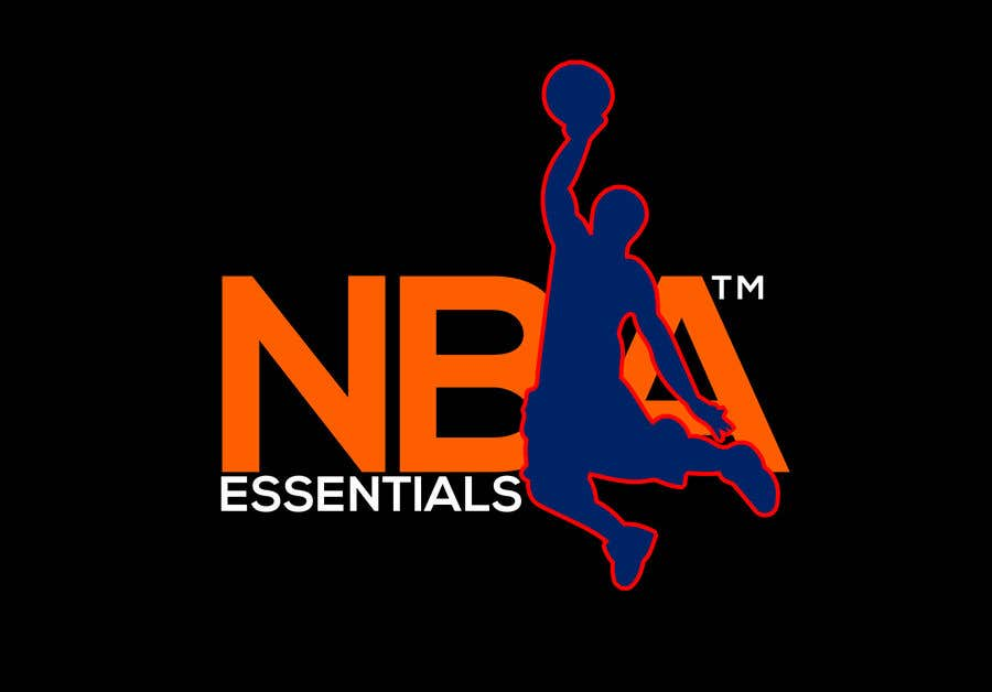entry 16 by neamathshuvon for design basketball nba related logo
