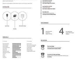 #3 cho I need a infographic cv/resume. bởi Decomex