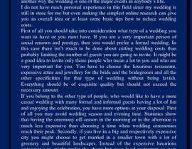 #5 untuk Write an article of luxury lifestyle oleh mhristov35