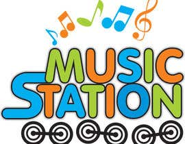 #168 for 【 Logo Design 】 musical symbol af reddmac