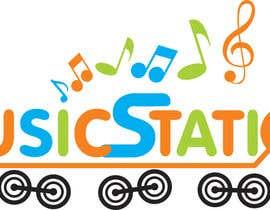 #170 for 【 Logo Design 】 musical symbol af reddmac