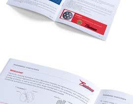 Nro 19 kilpailuun Design a product installation booklet käyttäjältä anantomamun90
