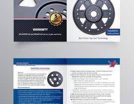 Nro 6 kilpailuun Design a product installation booklet käyttäjältä abbmo