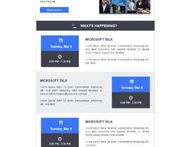 #4 для Code up an HTML Email Template от silvia709
