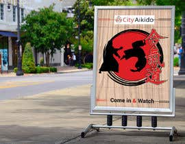 #78 cho Design a Sandwich Board Welcome Sign for an Aikido Dojo bởi monirkhan2928