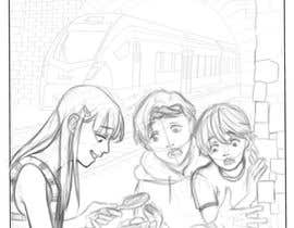 nº 13 pour I need a children book illustration par suuijin