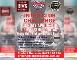 ranamdshohel393 tarafından Interclub Challenge flyer için no 7
