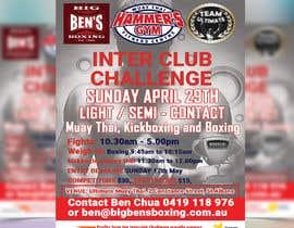 ranamdshohel393 tarafından Interclub Challenge flyer için no 21