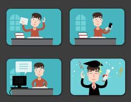 #5 untuk Illustrate Something for TopScore Education oleh classicrock