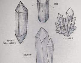 DopeMango tarafından Crystal Formations - Healing crystal types. için no 42