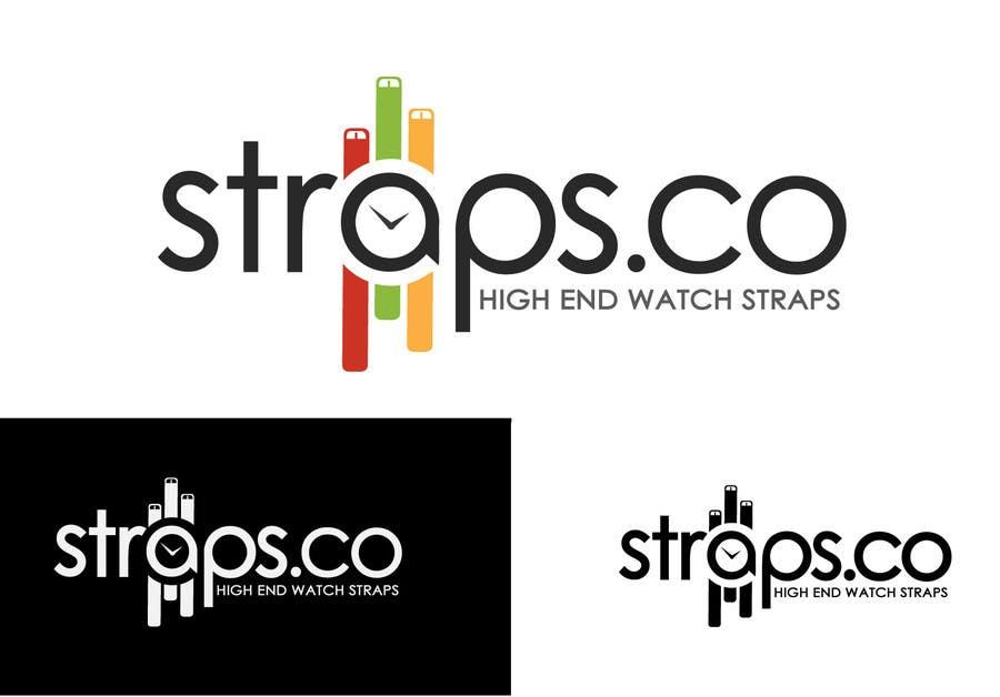 Contest Entry #535 for Logo Design for Straps.co