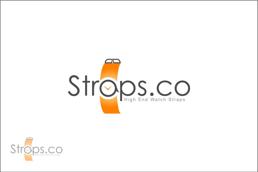 #547 for Logo Design for Straps.co by Remon1199