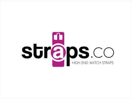 #556 for Logo Design for Straps.co by nom2