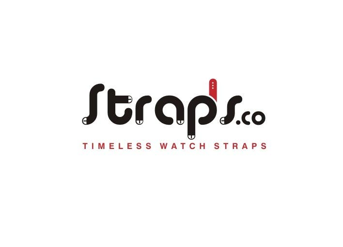 Contest Entry #590 for Logo Design for Straps.co