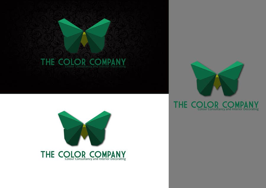 #366 for Logo Design for The Colour Company - Colour Consultancy and Interior Decorating. by neomia