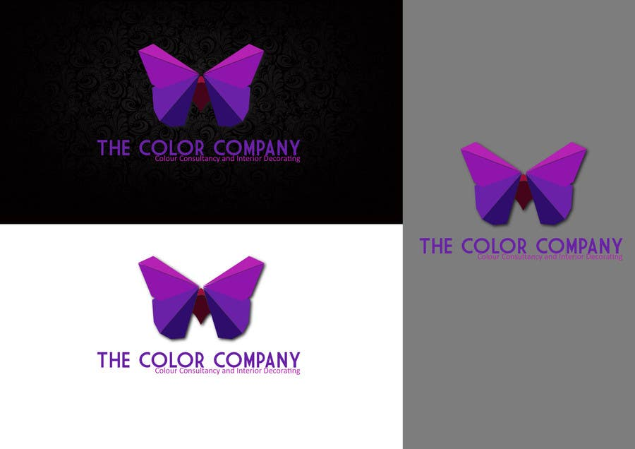 #365 for Logo Design for The Colour Company - Colour Consultancy and Interior Decorating. by neomia