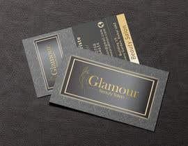 Nro 33 kilpailuun Design some Business Cards for my beauty saloon käyttäjältä elcorconsultant