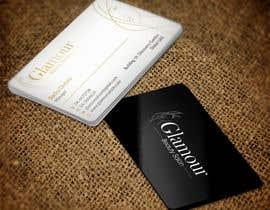 Nro 25 kilpailuun Design some Business Cards for my beauty saloon käyttäjältä nuhanenterprisei