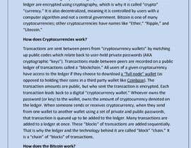 #4 para Bitcoin and Cryptocurrencies Research Analysis por lutfiabdi10