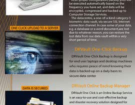 #31 cho Brochure Design for Disaster Recovery South Africa bởi GraphicsStudio