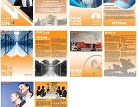 nº 20 pour Brochure Design for Disaster Recovery South Africa par ManuelSabatino