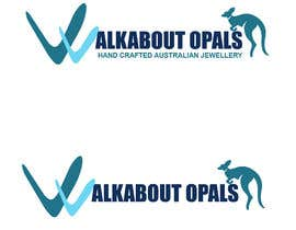 #3 per A Logo for my new brand 'Walkabout Opals' da lija835416
