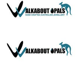 #5 for A Logo for my new brand 'Walkabout Opals' by lija835416