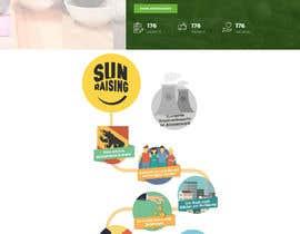 #13 pentru Build the website for the first food animal welfare compensation platform: foodoffset.org, simple but slick (without payment page) de către u2smile85