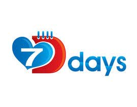 #579 para Logo Design for 7Ddays por prasanthmangad
