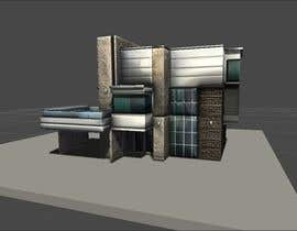 #15 para Unity 3D Low Poly Building Contest (First step of a large project) por OxideAnimation