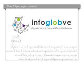#13 para Necesito diseño de logo y diseño para tarjetas de presentación, hoja membretada, sobres para carta, sobres A4, carpetas A4, credenciales y lo relacionado a infografia empresarial. de IrinaMoghelbay