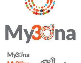 Nro 71 kilpailuun Design a Logo for My3Dna Inc käyttäjältä flexflashapps