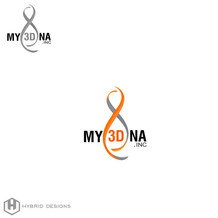Kilpailutyö #                                        64                                      kilpailussa                                         Design a Logo for My3Dna Inc