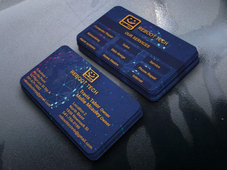 Penyertaan Peraduan #55 untuk Design some Business Cards