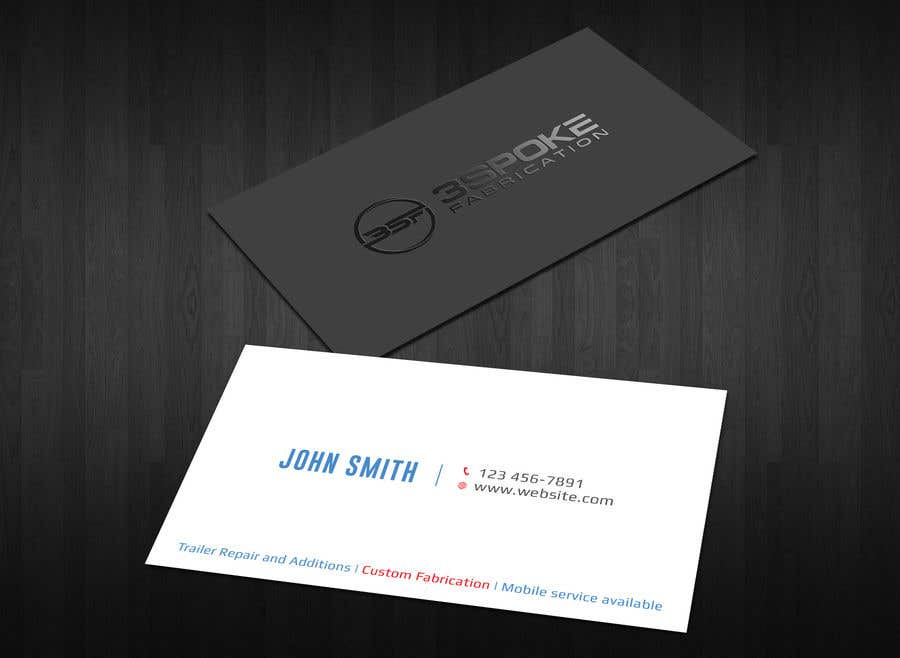 Penyertaan Peraduan #201 untuk Design some Business Cards Not the standard boring cards, looking for something stylish and origial.