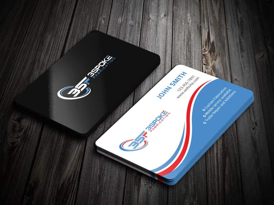 Penyertaan Peraduan #252 untuk Design some Business Cards Not the standard boring cards, looking for something stylish and origial.