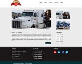 #50 cho Build a Website for Transport Logistics bởi kavishjaiswal