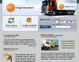 #45 cho Build a Website for Transport Logistics bởi yermglm