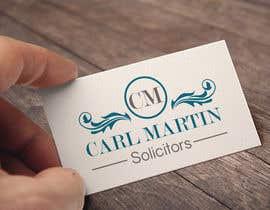 #9 untuk Design a Logo for Carl Martin Solicitors oleh Carlitacro