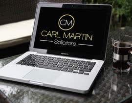#10 untuk Design a Logo for Carl Martin Solicitors oleh Carlitacro