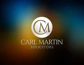 #5 untuk Design a Logo for Carl Martin Solicitors oleh AntonMihis