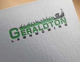 #7 for A logo designed for new lawnmowing business No set ideas show me what you can do Want something eye catching. Will eventually go on the side of a vehicle and on business cards and flyers.  name is geraldton lawnmowing. Business will also do maintenance by jhonedeleyos