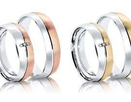 Nro 62 kilpailuun Retouching / Illustrate Wedding Rings  (LONG TERM WORKSHIP up to 13$ per Image) käyttäjältä mokoon