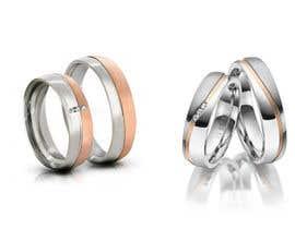 Nro 57 kilpailuun Retouching / Illustrate Wedding Rings  (LONG TERM WORKSHIP up to 13$ per Image) käyttäjältä crmeye