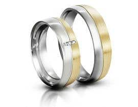 Nro 69 kilpailuun Retouching / Illustrate Wedding Rings  (LONG TERM WORKSHIP up to 13$ per Image) käyttäjältä crmeye